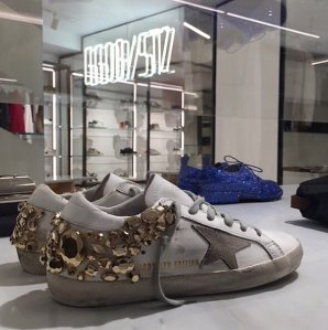 As Low As $299.99 Golden Goose Deluxe Brand Sale @ Saks Off 5th