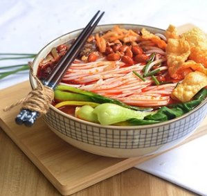 Back in Stock! LIUQUAN Instant Spicy Rice Noodle