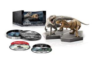 $30.99Jurassic World 3D - Limited Edition Gift Set (Blu-ray 3D + Blu-ray + DVD + Digital HD)