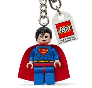 LEGO® Themes Key Chain