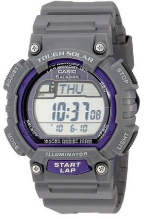 Casio Men's STL-S100H-8AVCF Digital Solar-Powered Watch