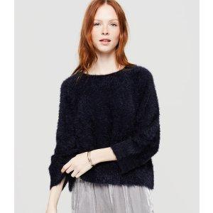 Lou & Grey Eyelash Sweater | LOFT