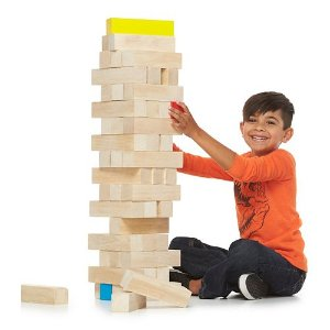 2016 Black Friday! $33.99 Giant Tumbling Tower Game by Cardinal