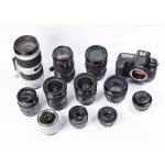 Select Canon Refurbished Lenses