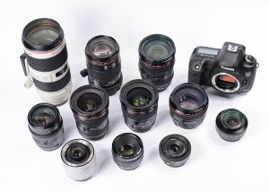 As low as $49.99 Select Canon Refurbished Lenses