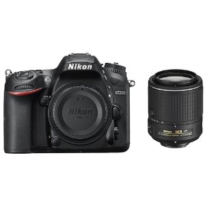 $799Nikon Refurbished D7200 with 55-200 VR II Lenses