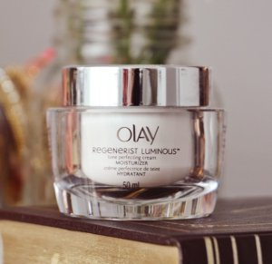 Olay Regenerist Luminous Tone Perfecting Cream, 1.7 oz