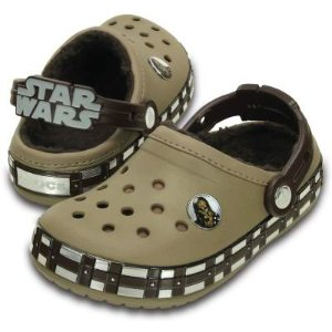 Kids' Crocband™ Star Wars™ Chewbacca™ Lined Clog | Comfortable Clogs | Crocs Official Site