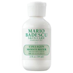 Mario Badescu Collagen Moisturizer SPF 15 | Nordstrom