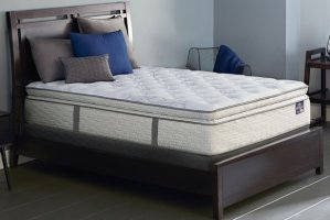 Serta Gatwick Plush Pillowtop Mattress Sets