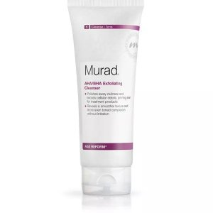 AHA/BHA Exfoliating Cleanser | Murad Anti-Aging Skin Care