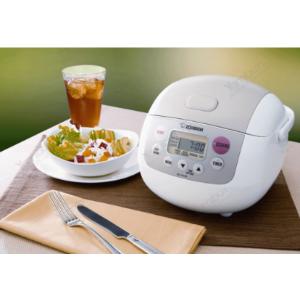 ZOJIRUSHI Micom Rice Cooker & Warmer NS-VGC05USHI象印 全自动安全智能保温电饭锅 3杯米容量 NS-VGC05