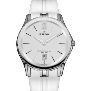 Edox Women's Grand Ocean Ultra Slim Watch 26024-3-BIN (Dealmoon Exclusive)
