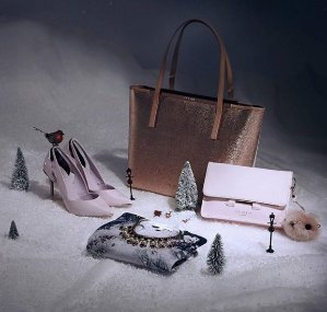 Up to 50% Off + Extra 15% Off Accessories @ Ted Baker