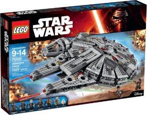 LEGO® Star Wars Millennium Falcon 75105