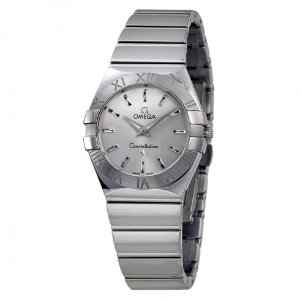 Omega Constellation Polished Stainless Steel Ladies Watch 12310276002002 - Constellation - Omega - Watches - Jomashop
