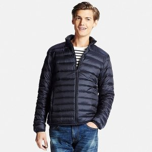 Men's Ultra Light Down Jacket