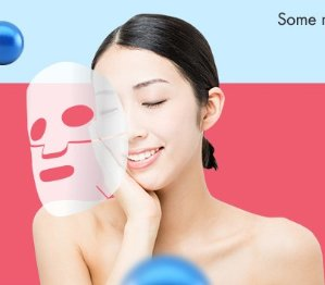 Up to 77% Off + Extra $10 Off Face Mask Collection @ Sasa.com