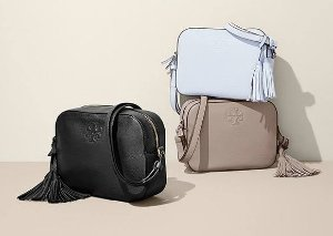 Up To 70% Off Baby Blue Handbag Sale @ Tory Burch