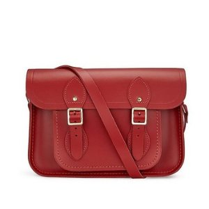 The 11 inch Classic Satchel