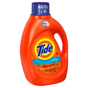 Tide Clean Breeze High Efficiency Liquid Laundry Detergent - 100 oz : Target