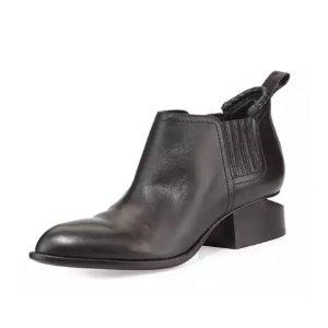 Alexander Wang Kori 短皮靴