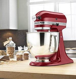 $173.99 KitchenAid Artisan Series 5-Quart Mixers