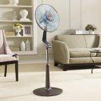 $79.99 Rowenta VU5551 Turbo Silence Oscillating 16-Inch Stand Fan
