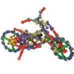 $15.79 史低价! ZOOB 创意骨架结构棒拼砌玩具套装100片