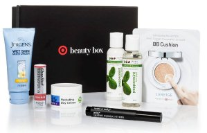 $7 Target October Beauty Box