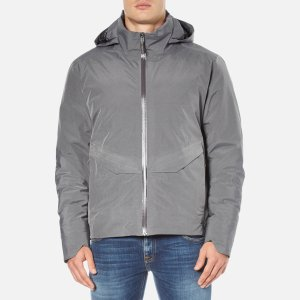 Arc'teryx Veilance Men's Node Down Jacket - Ash - Free UK Delivery over £50