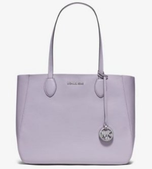 MICHAEL MICHAEL KORS  Mae Soft Leather Carryall Tote