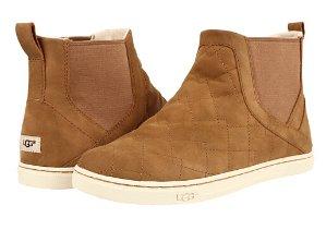 UGG Hollyn Deco Quilt Women's Boot
