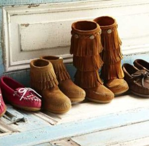 Up to 69% Off Select Minnetonka Women's Shoes @ 6PM.com