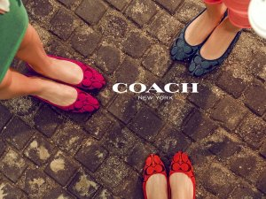 Up to 75% Off Coach Shoes Sale @ 6PM.COM