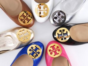 $75 Off $300 Select Regular-Priced Tory Burch Shoes @ Bloomingdales