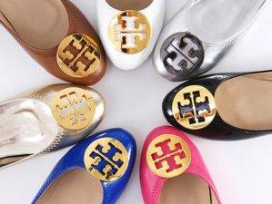 $75 Off $300 Select Regular-Priced Tory Burch Shoes @ Bloomingdales