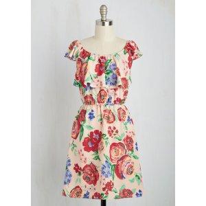 One Way or Aflutter Dress | Mod Retro Vintage Dresses