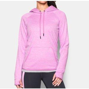 Women's UA Storm Armour® Fleece Icon Twist Hoodie | Under Armour US