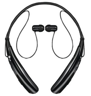 $24.81 LG Electronics Tone Pro HBS-750 Bluetooth Wireless Stereo Headset