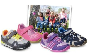 Buy 1 Get 1 40% Off Select Styles @ Stride Rite