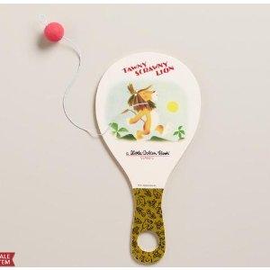 Little Golden Book Bounce-Back Paddleball Games, Set of 2   World Market