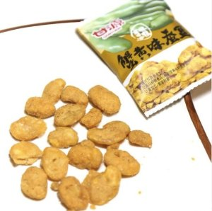 10x Pointswith Crab Flavor Snack Purchase @ Yamibuy