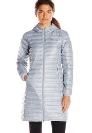 Columbia Women's Flash Forward Long Down Jacket