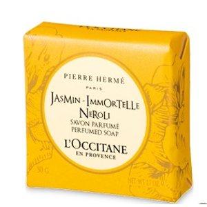 Jasmin-Immortelle Neroli Soap