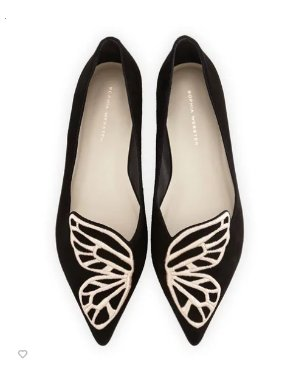 Up to $100 Off with Sophia Webster Shoes Purchase @ Neiman Marcus