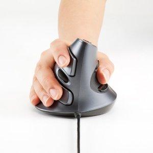 JPY 2,418/$23.99 Sanwa Ergo Laser Mouse MA-ERG5 Ergonomic Design