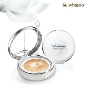$65 Sulwhasoo Perfecting Cushion Brightening SPF 50+