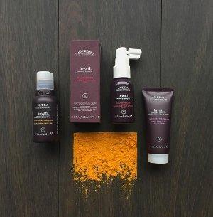 独家!送5件豪华小样+免邮,收防脱发系列!Aveda 精选护发、护肤及美体产品热卖