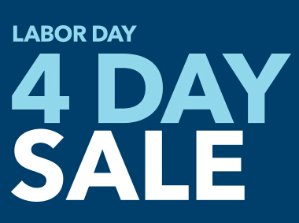 iPad Pro, MacBook Air, Home Theater! 4 Day Sales Event @Best Buy